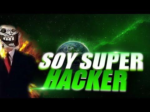 SOY UN SUPER HACKER || UN HACKER EN MINECRAFT