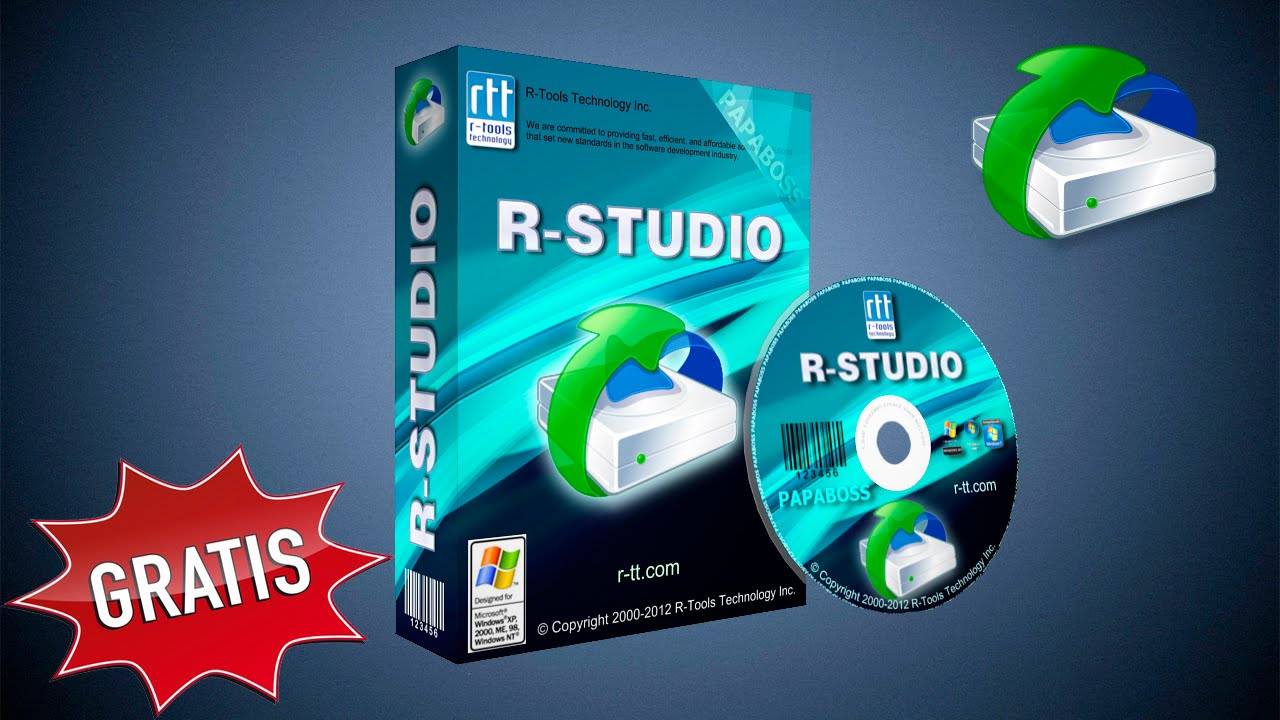 R-studio free download full version with full crack.