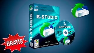 Descargar R-Studio Data Recovery Software 6.1 | Serial