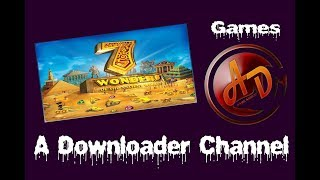 Download 7 Wonders of The Ancient World - Game