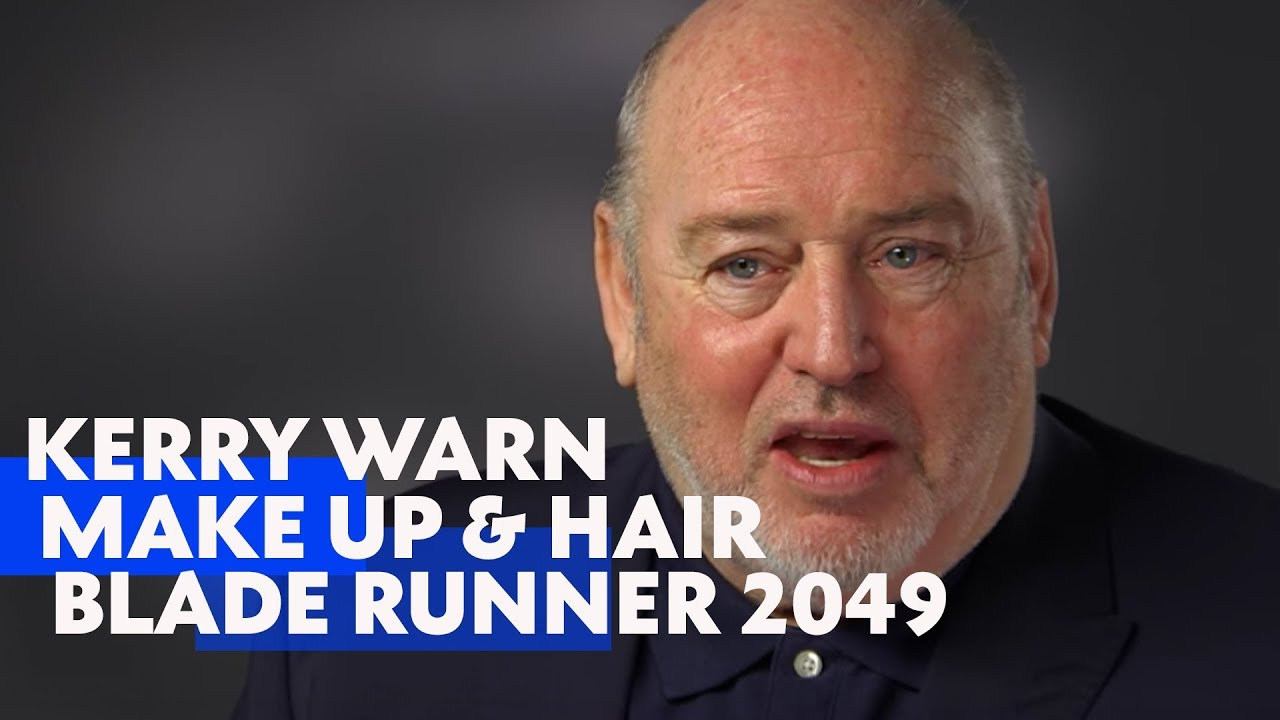 Kerry Warn on Hair Design in Blade Runner 2049