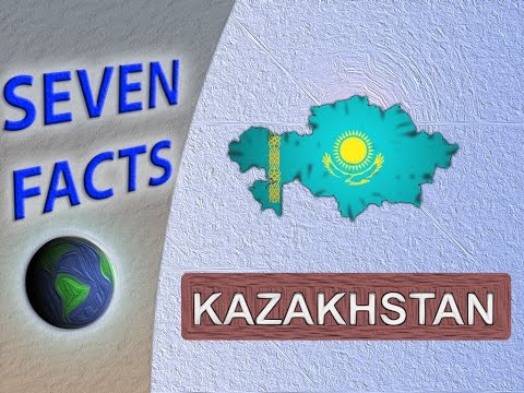 7 Facts about Kazakhstan