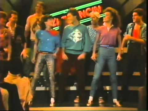 The WORST 80's white people dance video of all time. OF ALL TIME!