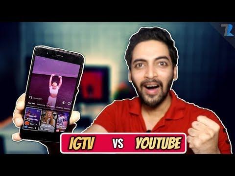 Instagram IGTV Review - Upload 1 Hour Vertical Videos   Ab YouTube Ka Kya Hoga??