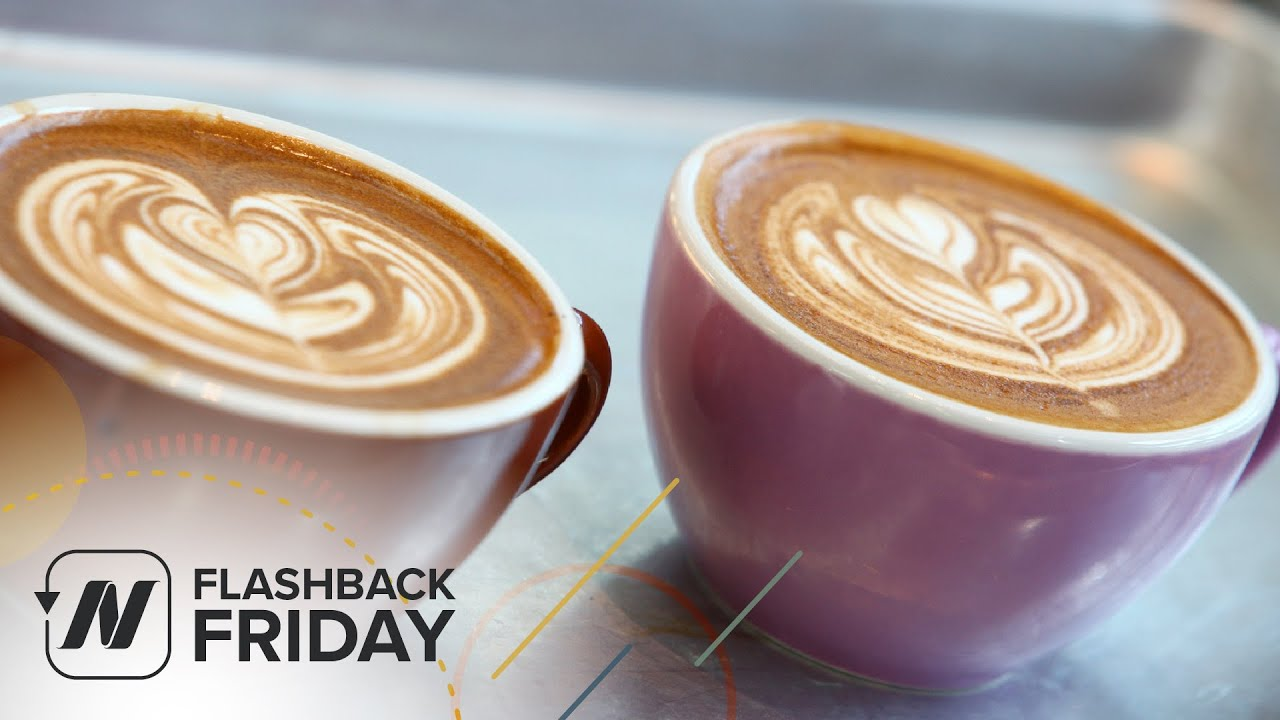 Flashback Friday: Coffee and Artery Function