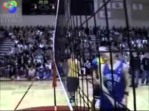 Beat the odds One man team beats pros wins 16,000 plus volleyball games against pro players etc