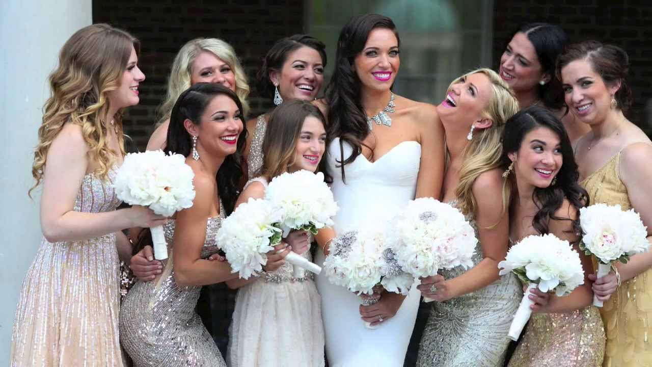 Glamourous Wedding At The Rockleigh Country Club By Pavel