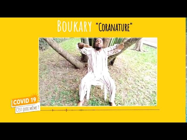 C19CQM - HUMOUR EMISSION 9 Boukary