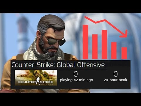 CS:GO is definitely NOT dying!
