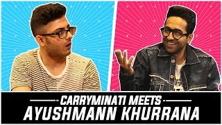 WIRED WITH CARRY - EP 03 - CARRYMINATI MEETS AYUSHMANN KHURRANA