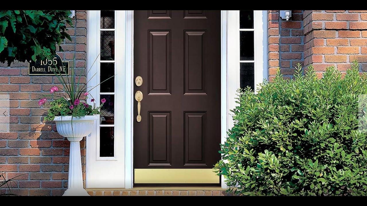 Door Terminology & Door Terminology - YouTube