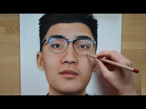 Thumbnail: Drawing RICEGUM - SpeedDrawing | Nimauke