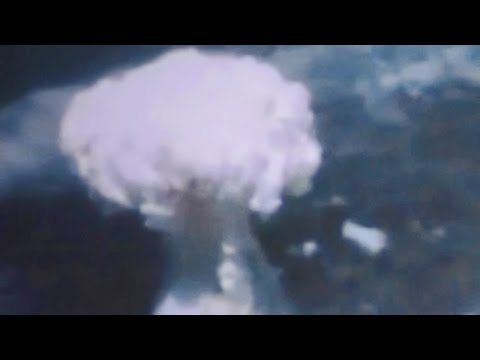The Man Who Filmed The Atomic Bomb Dropped On Hiroshima