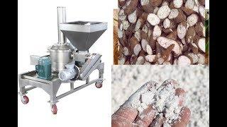super fine cassava flour(200 mesh) grinding machine tapioca flour mill machine