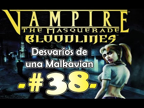 VAMPIRE THE MASQUERADE: BLOODLINES - Episodio 38 - Ming Xiao (Parte II)