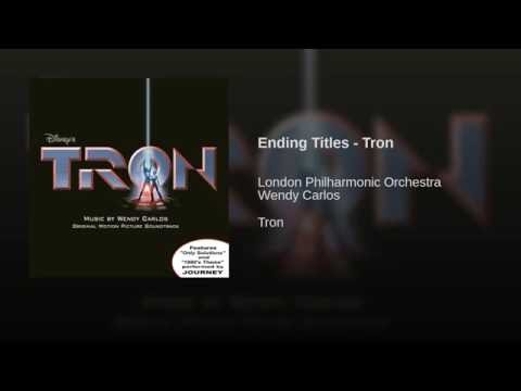 Ending Titles - Tron