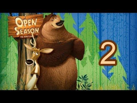 Игра Сезон охоты 2 онлайн Open Season 2 играть