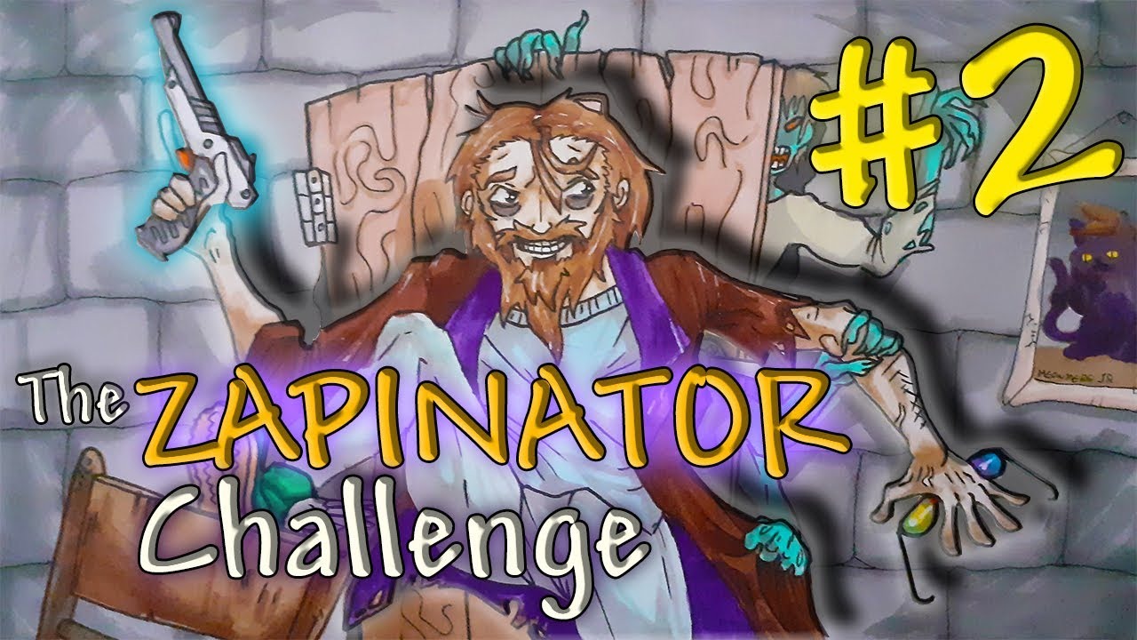 The Zapinator Challenge #2 - The Disappointing Episode