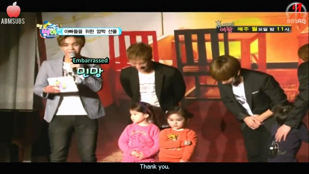 {ENG} MBLAQ Hello Baby Ep. 12 (2/4)