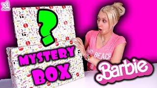 BARBIE MYSTERY BOX + ROZDANIE  Bajka po polsku Barbie Pizzeria Kuchnia  Pyszna Pizza