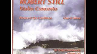 Robert Still Violin Concerto (1969)   I. Allegretto