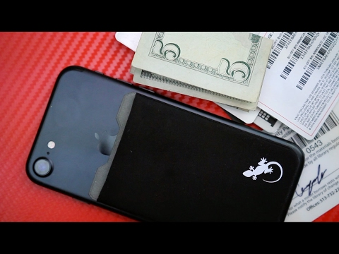 The PERFECT Smartphone Wallet Solution?