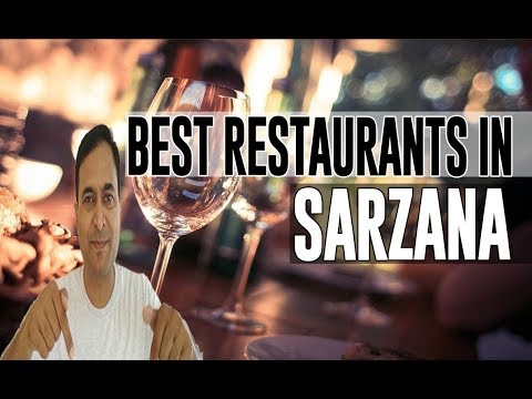 Best Restaurants And Places To Eat In Sarzana, Italy