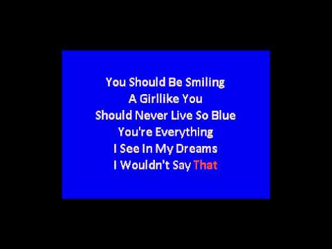 Bruno Mars treasure lyrics karaoke