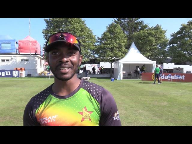 Post-Match Interview | Regis Chakabva