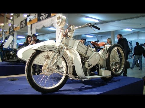 Rarest old bikes from private collection