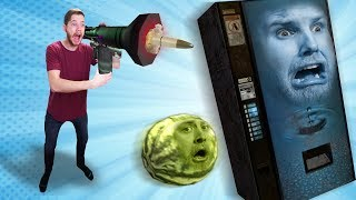 We Found A Rocket Launcher In Prop Hunt!   Gmod Funny Moments