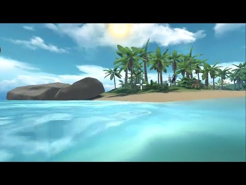 INSANE GRAPHICS SURVIVAL ISLAND GAME!!!! | Survival Island Indonesia l Android