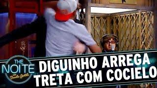 Baixar Diguinho arrega em treta com Cocielo | The Noite (10/03/17)