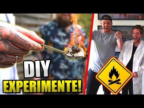 3 UNGLAUBLICHE Experimente !