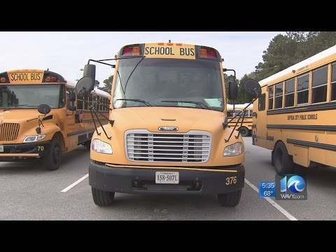 Driver shortage causes high school bus route cancellations in Suffolk