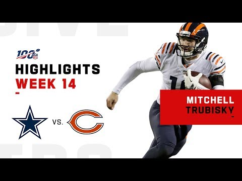 Mitchell Trubisky Is a TD Machine! | NFL 2019 Highlights