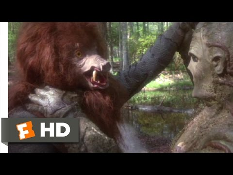 Swamp Thing (1982) - Monster Mash Scene (10/10) | Movieclips