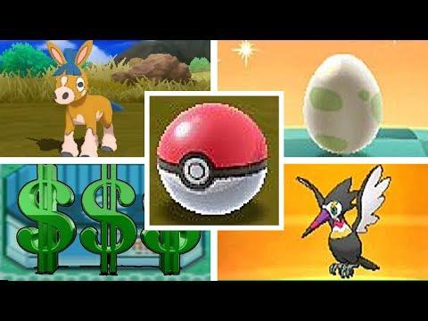 15 AWESOME CHEATS For Pokemon Ultra Sun & Ultra Moon