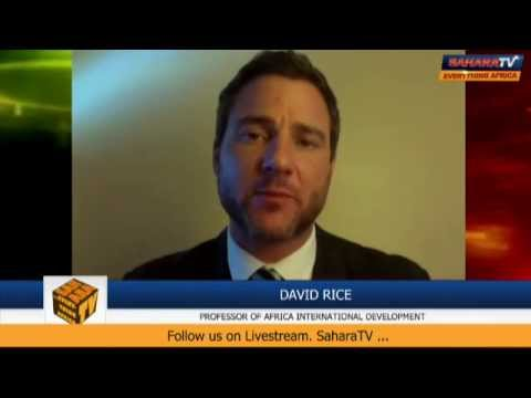 There Is A Lot Of Pressure On The Nigerian Government - Prof. David Rice