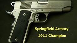 Springfield Armory 1911 Champion 45acp