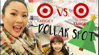TARGET DOLLAR SPOT SHOP WITH ME! | CHRISTMAS 2018