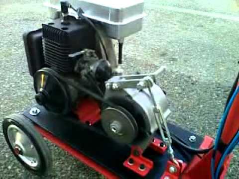 Generador casero cifuentes caravaca mp4 youtube - Mini generador electrico ...