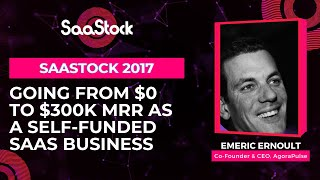 Going from $0 to $300K MRR as a self-funded SaaS business