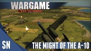 Wargame: Red Dragon Gameplay #125: Might of the A-10