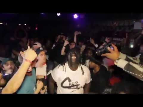 "Young Chop performing ""All I Got"" and ""Bruce Lee"" at Distrolord CMJ 2015"