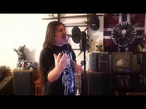"Manowar "" Power "" ( vocal cover )"