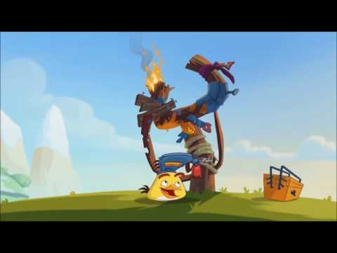 Angry birds Toons | 30 minutes Angry birds mix