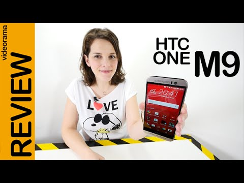 HTC One M9 review en español