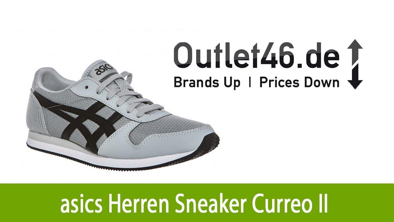 Asics Curreo II HN7A0 9690 günstig Herren Sneaker