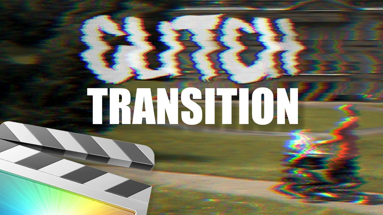 final cut pro glitch effect free